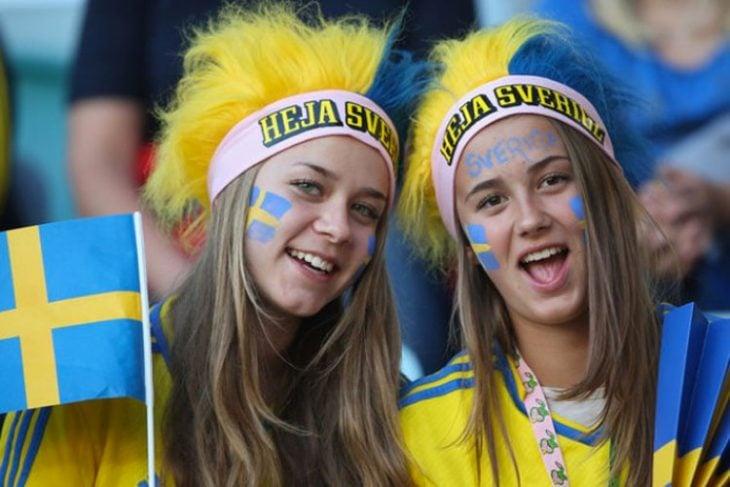 Mujeres suecas