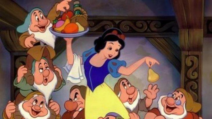 Blanca Nieves y los 7 enanos