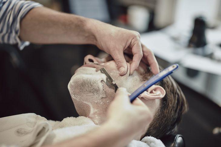 consejos para afeitarse como profesional navaja