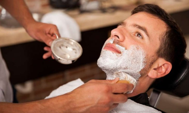 consejos para afeitarse como profesional espuma