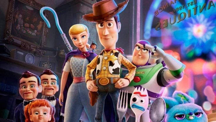 poster toy story 4 duke caboom