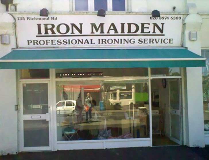 negocios con nombres famosos