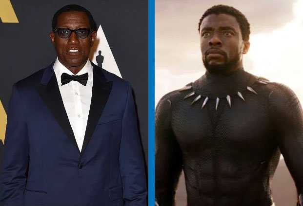 Wesley Snipes como Black Panther