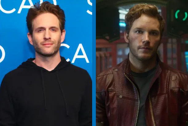 Glenn Howerton como Star-Lord