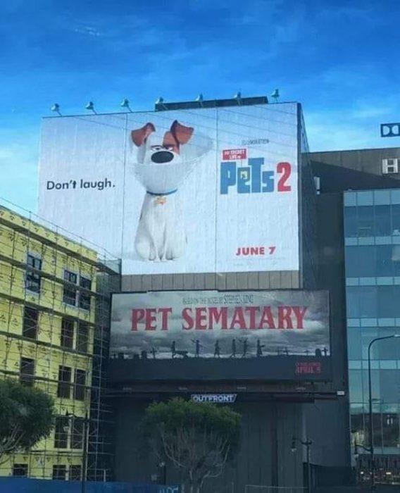 Imágenes de extrañas coincidencias anuncios