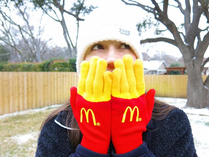 Malas ideas bien ejecutadas guantes