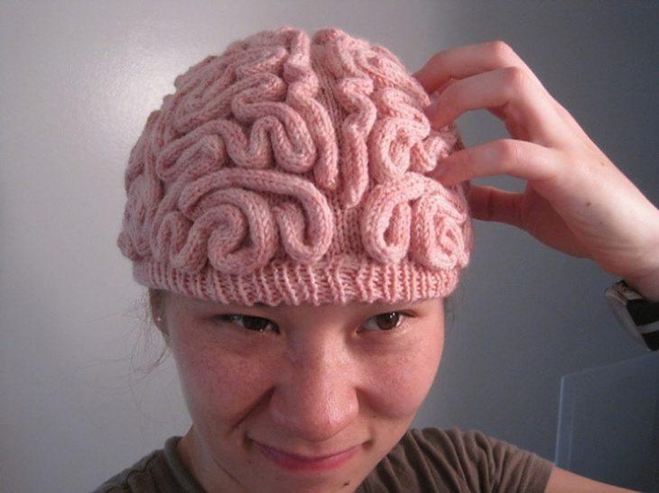Malas ideas bien ejecutadas gorro cerebro
