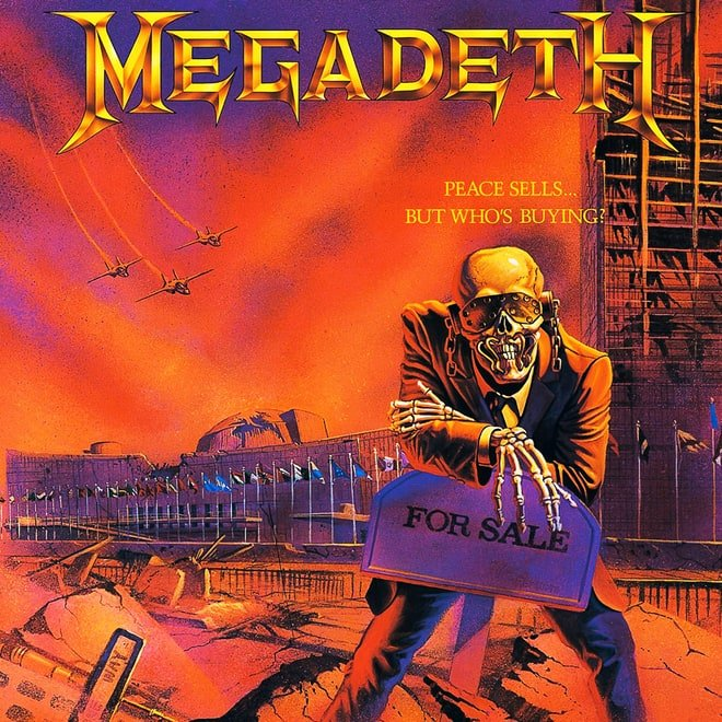 Megadeth, Peace Sells… but Who's Buying? (1986)
