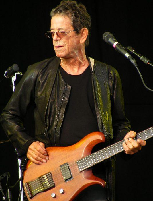 músicos que murieron luego de colaborar con gorillaz Lou reed