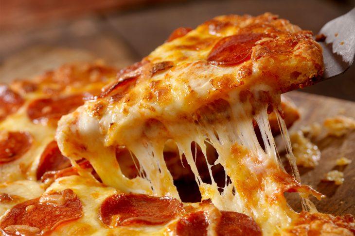 comer pizza es más sano que desayunar cereales