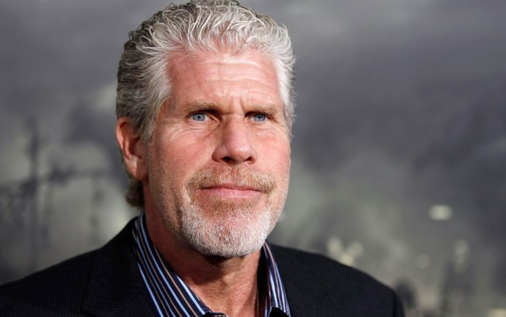ron perlman as thanos