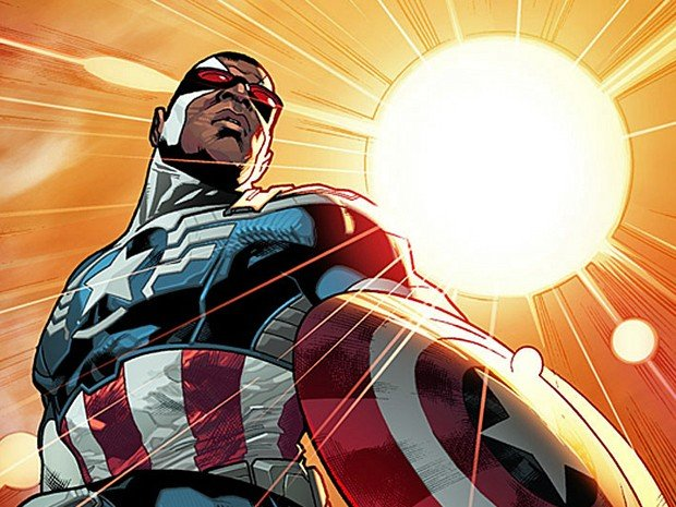 sam capitan america