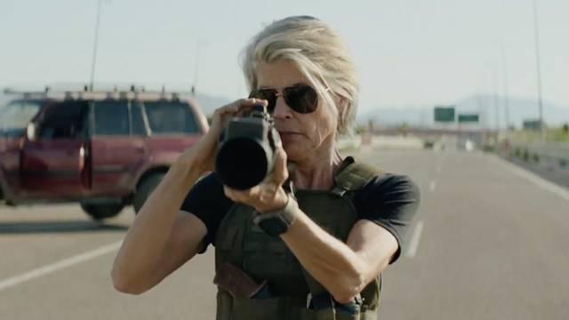 Sarah Connor terminator 6