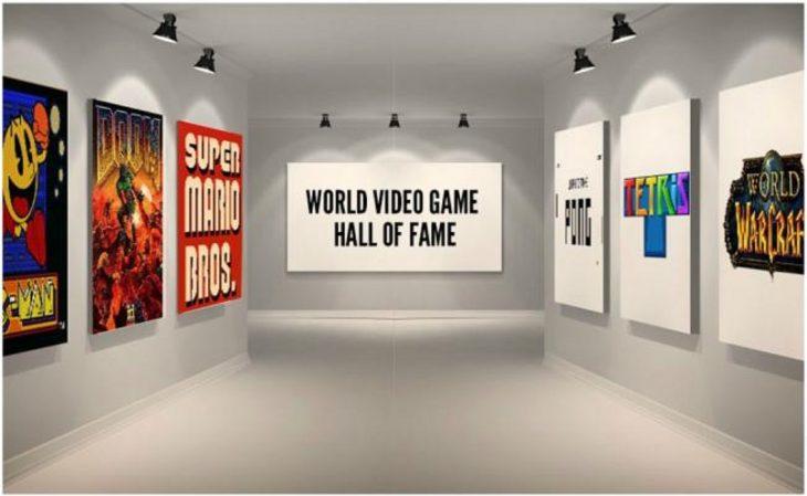 Salón de la Fama del Videojuego