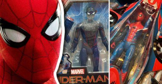 spiderman juguetes hasbro