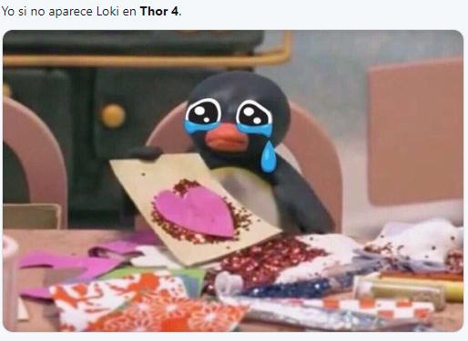 thor 4 loki memes