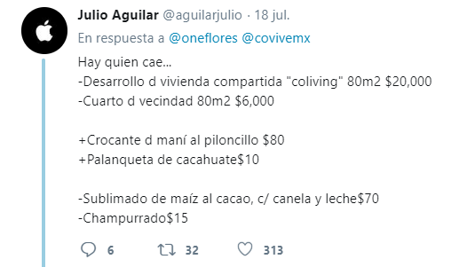 co-living vecindad