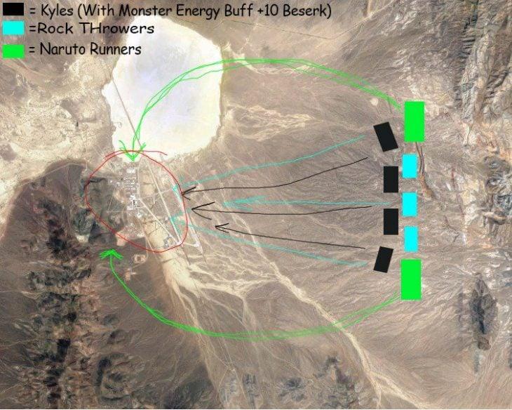 This image has an empty alt attribute; its file name is advertencia-militar-invasi%C3%B3n-%C3%A1rea-51-www.laguiadelvaron-3-730x584.jpg