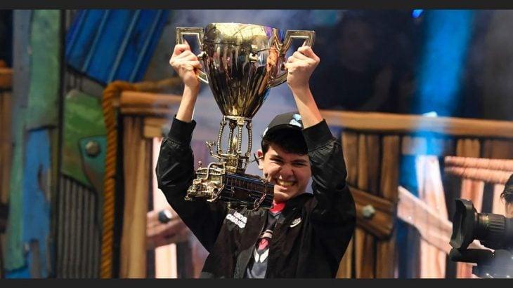 ganador copa fortnite