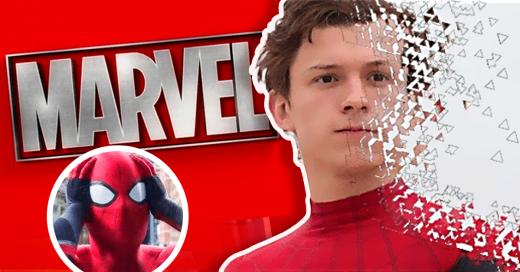 COVER Marvel se queda sin Spiderman