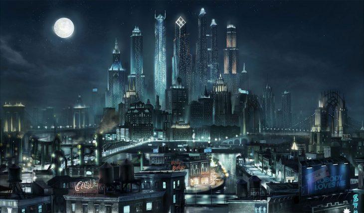 ciudad gotica