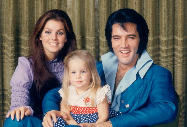 Elvis y priscilla
