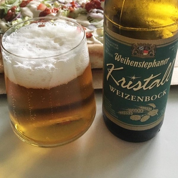 Weinstephaner Kristallweissbier
