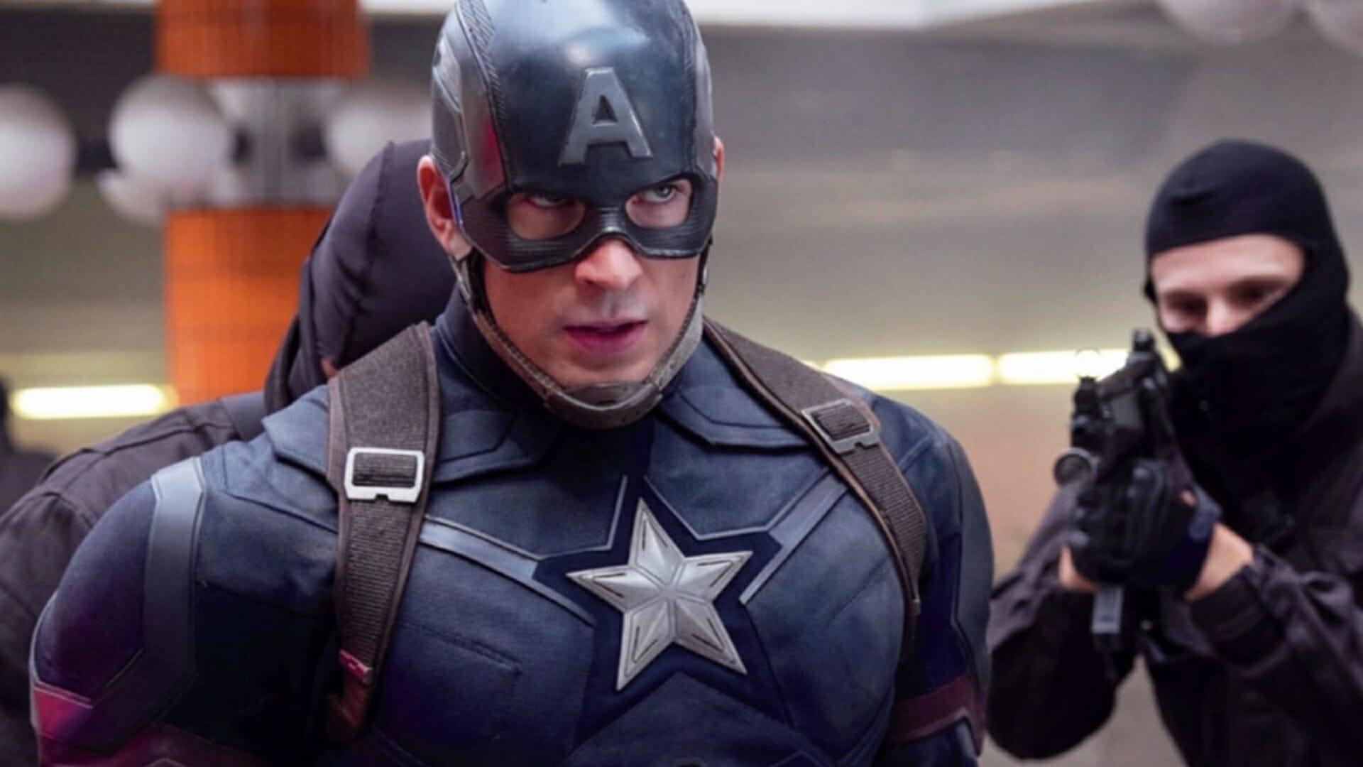 Detienen A Ladrón Vestido Con Traje De Capitán América