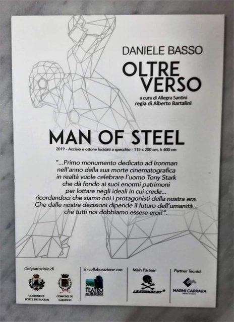 monumento iron man