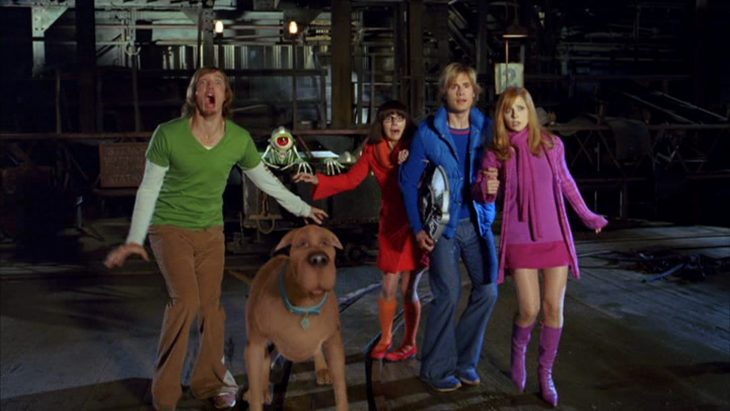 scooby doo live action