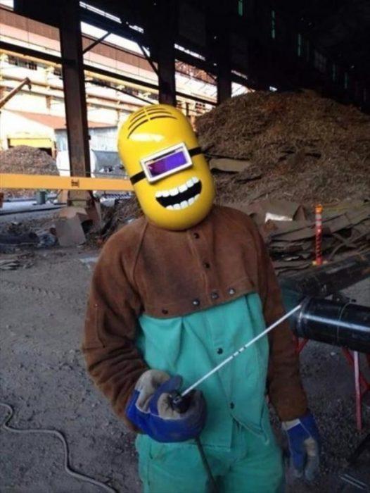 trabajo divertido