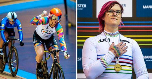 Ciclista trans