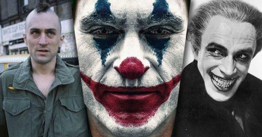 películas que inspiraron al joker