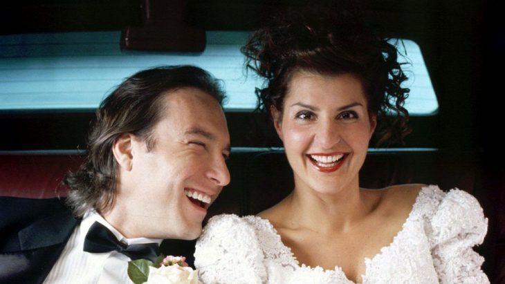 Casarse está en Griego