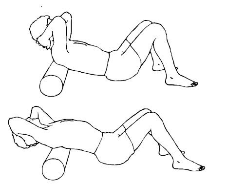 Foam-roll-thoracic-spine