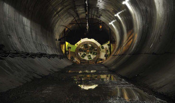 Túnel ferroviario de Hallandsås