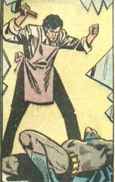 hermano boomerang batman