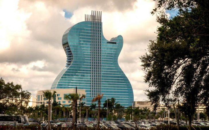 hotel de hard rock