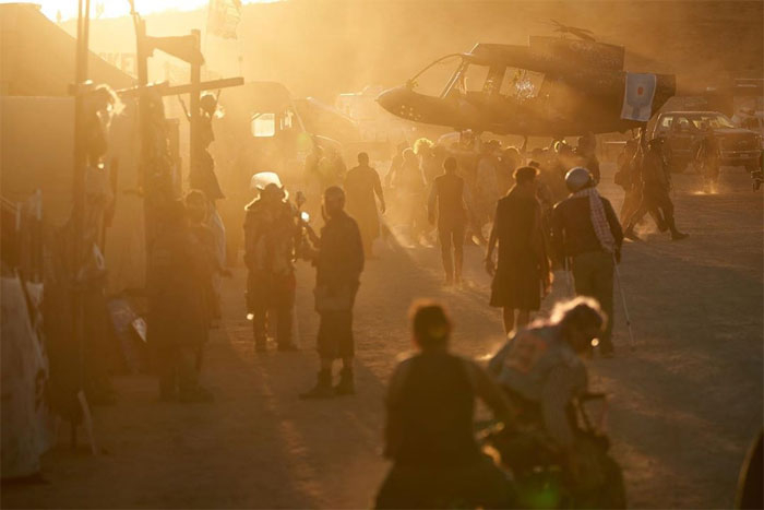 hastaeleog #Wasteland: El asombroso festival temático de Mad Max es arte, desierto y música (Fotografías)