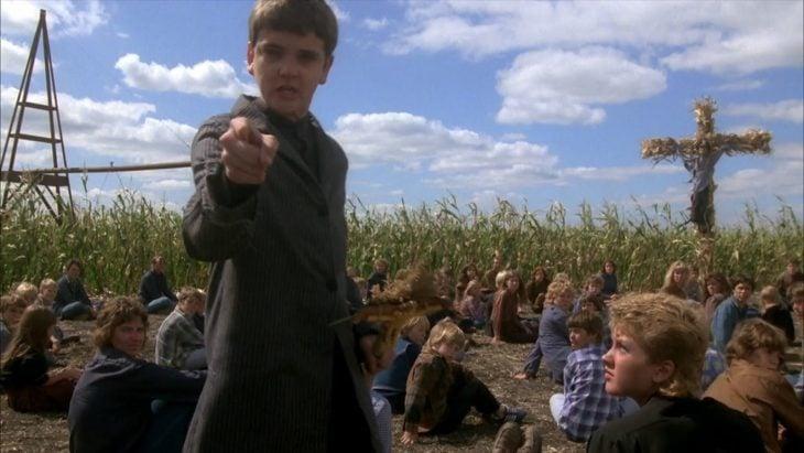 niños de maíz