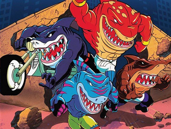 tiburones callejeros