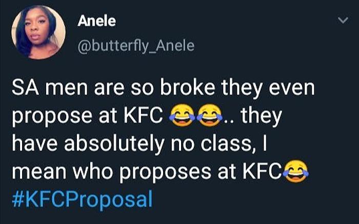 kfc propuesta