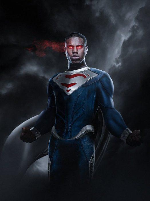 michael b jordan podr%C3%ADa ser superman www.laguiadelvaron 1 524x700 Warner Bros. y DC se reunieron con Michael B. Jordan para ofrecerle ser el nuevo Superman