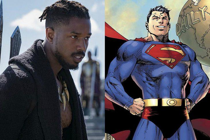 michael b jordan podr%C3%ADa ser superman www.laguiadelvaron 3 730x486 Warner Bros. y DC se reunieron con Michael B. Jordan para ofrecerle ser el nuevo Superman