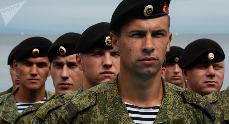 rusos no sonrien