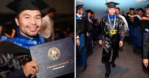 13122019-COVER Manny Pacquiao termina sus estudios a los 40 años