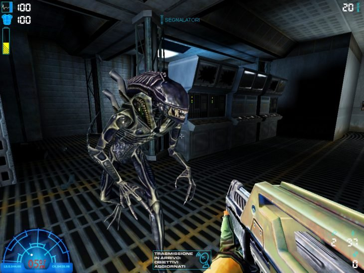 Alien vs Predator 2: Caza primigenia