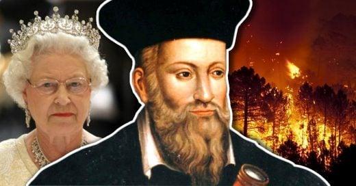 COVER-Profecías de Nostradamus