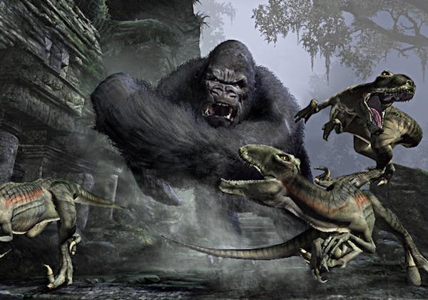 King Kong de Peter Jackson: el juego oficial de la película