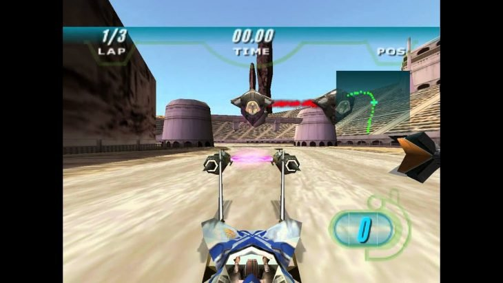 Star Wars Episodio I: Racer